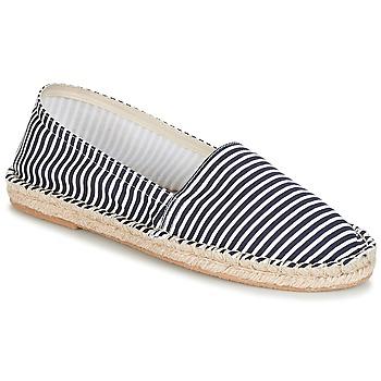 Čevlji  Ženske Espadrile André JAMAIQUE Striped / Modra