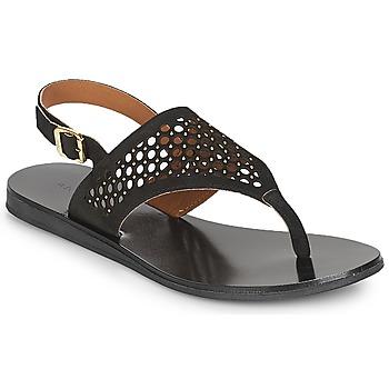 Čevlji  Ženske Sandali & Odprti čevlji André TITAN Črna