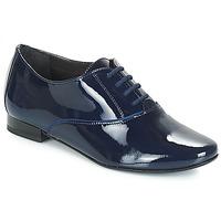 Čevlji  Ženske Čevlji Derby André POMPELLE 2 Modra