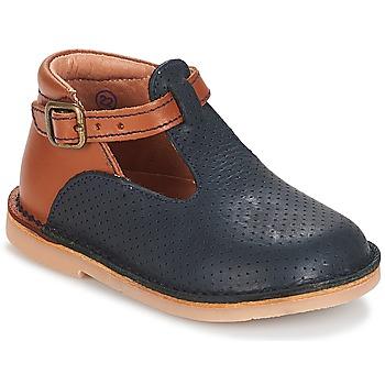 Čevlji  Deklice Balerinke André SABLE Modra