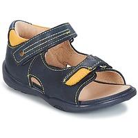 Čevlji  Dečki Sandali & Odprti čevlji André VOYAGE Modra