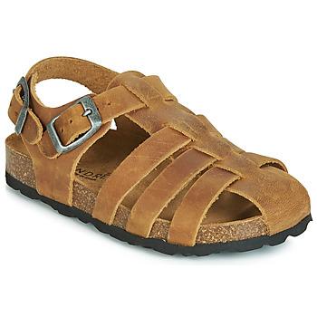 Čevlji  Dečki Sandali & Odprti čevlji André TOTEM Kamel