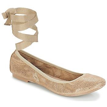 Čevlji  Ženske Balerinke André ACTEE Taupe