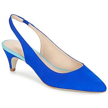 Čevlji  Ženske Salonarji André TAPANE Modra