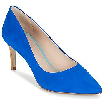 Čevlji  Ženske Salonarji André SCARLET Modra