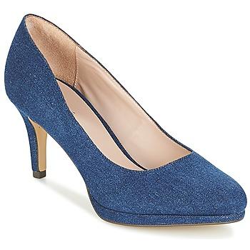 Čevlji  Ženske Salonarji André CRYSTAL Modra