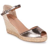 Čevlji  Ženske Espadrile André CADIX Zlata