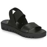 Čevlji  Ženske Sandali & Odprti čevlji André EMY Črna