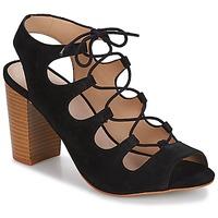 Čevlji  Ženske Sandali & Odprti čevlji André LAETITIA Črna