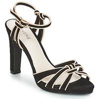 Čevlji  Ženske Sandali & Odprti čevlji André ARPEGE Črna