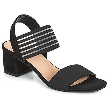 Čevlji  Ženske Sandali & Odprti čevlji André CORFOU Črna