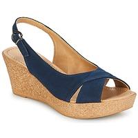 Čevlji  Ženske Sandali & Odprti čevlji André DESTINY Modra