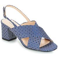 Čevlji  Ženske Sandali & Odprti čevlji André LOYAUTE Modra