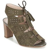 Čevlji  Ženske Sandali & Odprti čevlji André THEI Kaki