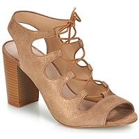 Čevlji  Ženske Sandali & Odprti čevlji André LAETITIA Bronze
