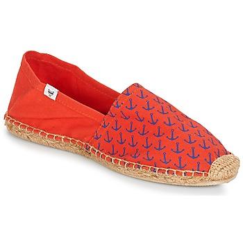 Čevlji  Moški Espadrile André OHE MATELOT Rdeča