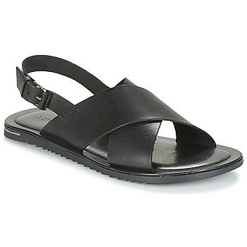 Čevlji  Moški Sandali & Odprti čevlji André SILVIO Črna