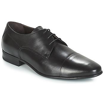 Čevlji  Moški Čevlji Derby André MORGANI Črna