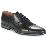Čevlji  Moški Čevlji Derby André GALET Črna