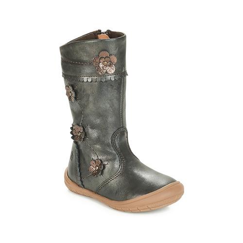Čevlji  Deklice Mestni škornji    Citrouille et Compagnie JAMATIS Bronze