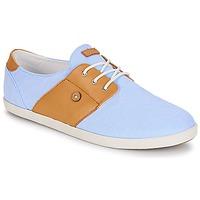 Čevlji  Nizke superge Faguo CYPRESS13 Modrá / Kamel