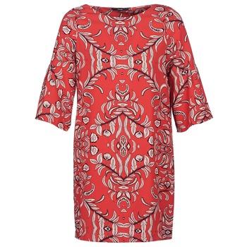 Oblačila Ženske Kratke obleke Vero Moda VMGYANA Rdeča