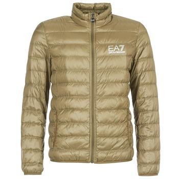Oblačila Moški Puhovke Emporio Armani EA7 TRAIN CORE ID M DOWN LIGHT Kostanjeva