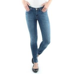 Oblačila Ženske Jeans skinny Lee Scarlett Blue L526SVIX blue