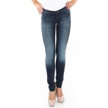 Oblačila Ženske Jeans skinny Wrangler Spodnie  Corynn W25FU453J blue