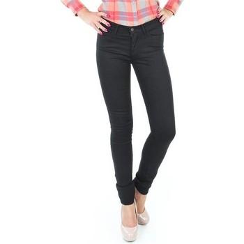 Oblačila Ženske Jeans skinny Wrangler Jaclyn INK LUX W26DBI33L black
