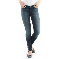 Oblačila Ženske Jeans skinny Wrangler Jeans  Jaclyn  Dark Lake W26DU468Y blue