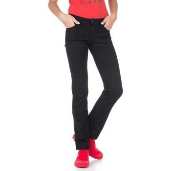 Oblačila Ženske Kavbojke slim Lee Marlin L337DROC black
