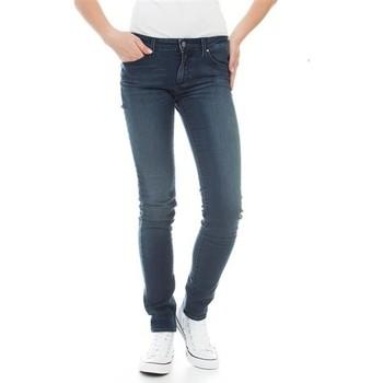 Oblačila Ženske Jeans skinny Wrangler Molly River Washed W251ZB33T blue