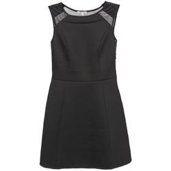 Oblačila Ženske Kratke obleke Betty London BIJOU Črna