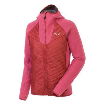Oblačila Ženske Flis Salewa Bluza  Fanes PL/TW W Jacket 25984-6336 pink