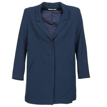 Oblačila Ženske Plašči See U Soon CARINA Modra