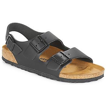 Čevlji  Moški Sandali & Odprti čevlji Birkenstock MILANO Črna