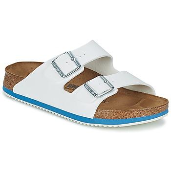 Čevlji  Moški Sandali & Odprti čevlji Birkenstock ARIZONA SL Bela / Modra