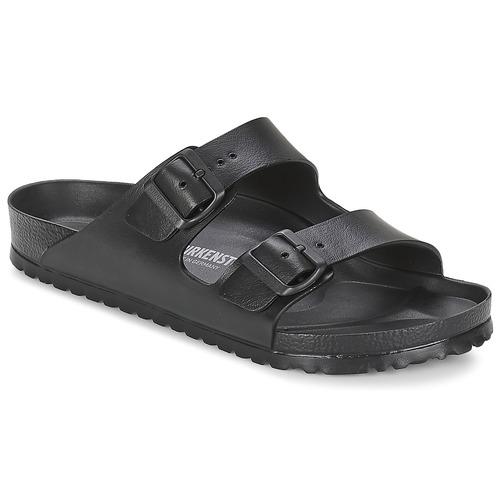 Čevlji  Moški Natikači Birkenstock ARIZONA EVA Črna