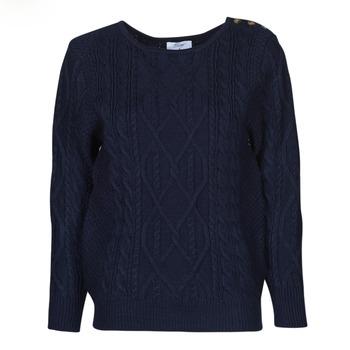Oblačila Ženske Puloverji Betty London JEDRO Modra