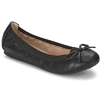 Čevlji  Ženske Balerinke Moony Mood ELALA Črna