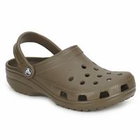Čevlji  Cokli Crocs CLASSIC CAYMAN Čokoladna