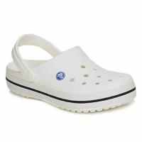 Čevlji  Cokli Crocs CROCBAND Bela