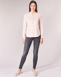 Oblačila Ženske Hlače s 5 žepi Maison Scotch LA BOHEMIENNE Črna