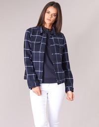 Oblačila Ženske Jakne & Blazerji Maison Scotch VELERIANS Modra