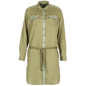Oblačila Ženske Kratke obleke Maison Scotch JULIENAS Kaki