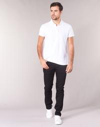 Oblačila Moški Jeans straight Scotch & Soda RALSTON Črna