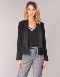 Oblačila Ženske Jakne & Blazerji Maison Scotch BOUKOUM Črna