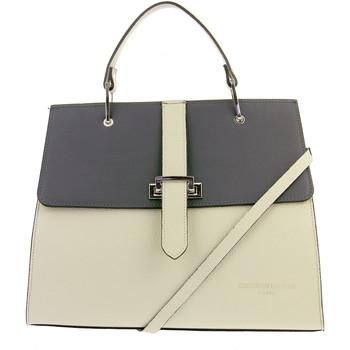 Torbice Ženske Ročne torbice Christian Laurier FIONA blanc gris