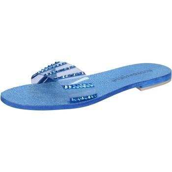 Čevlji  Ženske Sandali & Odprti čevlji Eddy Daniele Sandale AW491 Modra